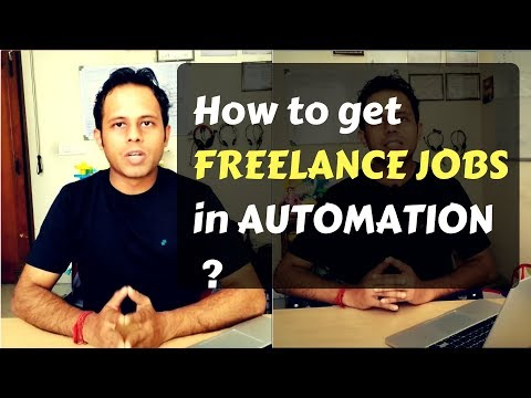 QnA Friday 18 - How to get Freelance Jobs in Automation ⭐