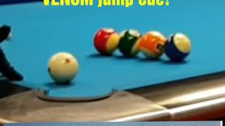 Learn to jump the cue ball within a minute!!