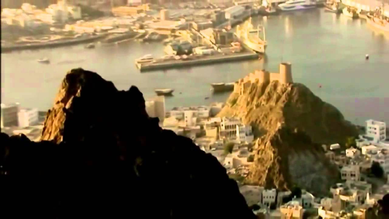 Muscat capital of Oman HD