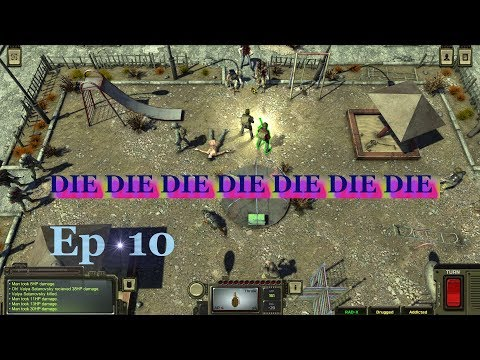 Atom RPG 1.1 Final Battle - Woodpecker - Fancy Pants - How To Win - How To Keep Detective Alive
