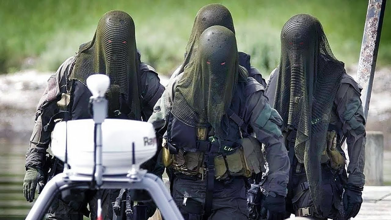 5 Most Elite Special Forces In The World!