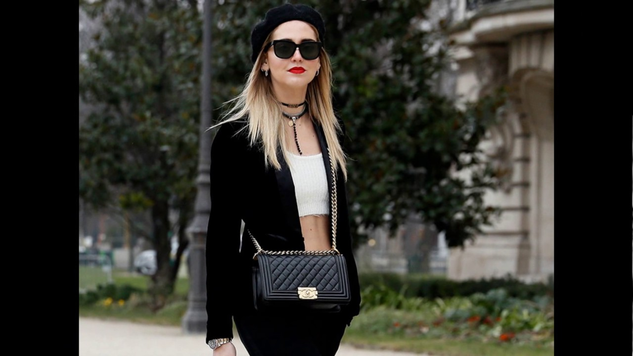 The Best Celebrity Bag Looks From Couture Week Spring 2017