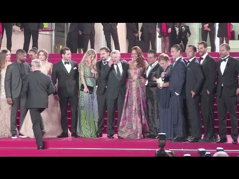 Usher, Robert De Niro and more attend the Premiere of Hands of Stone at the Cannes Film Festival 201