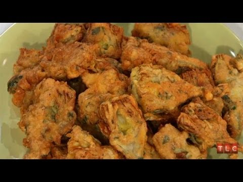 Crispy Fried Artichoke | Kitchen Boss