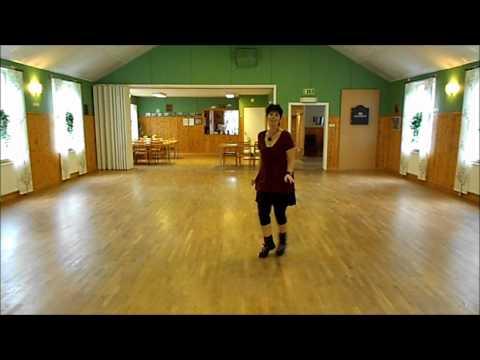 Lindi Shuffle - Linedance