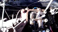 Justera  ventiler på B16 B18 B20