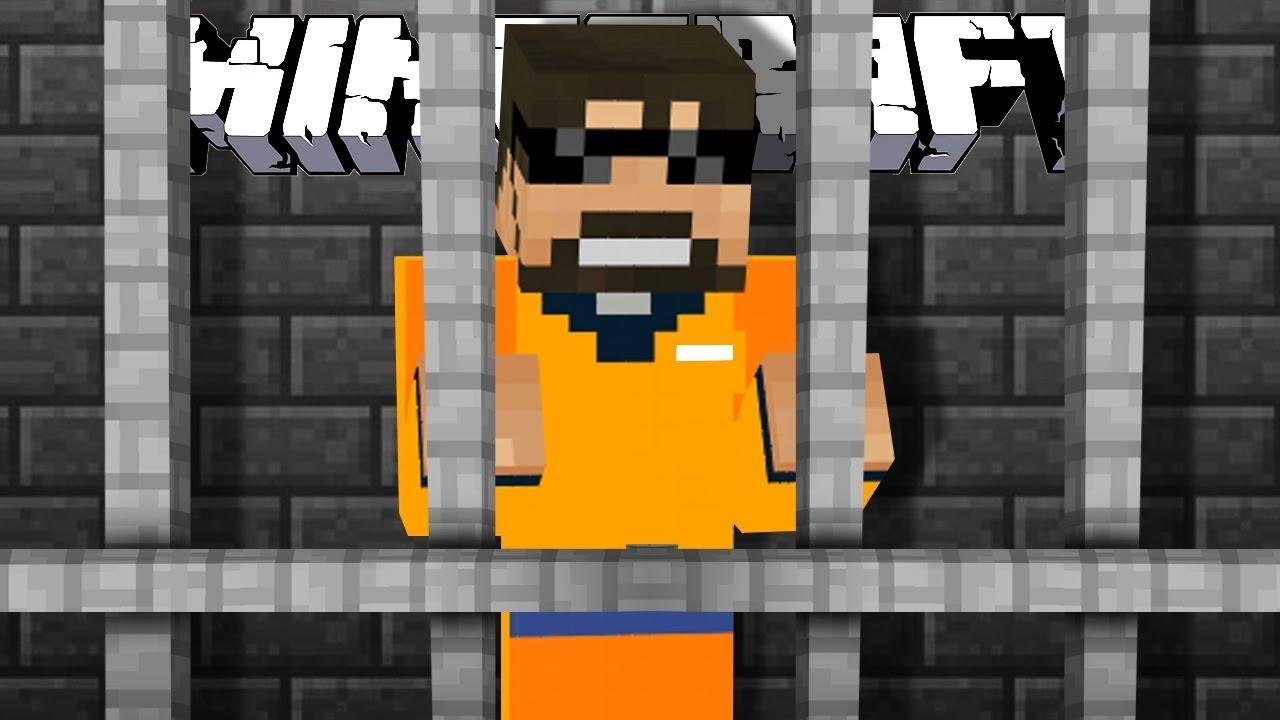 Minecraft: JAIL BREAK | STARTING FROM THE BOTTOM #1