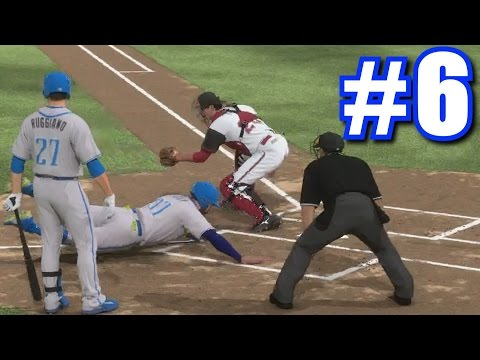 Stealing Home! | MLB 15 The Show | Road to the Show #6