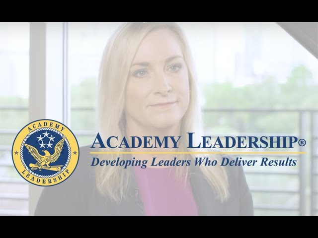 The Leadership Excellence Course | Academy Leadership