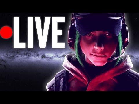 Rainbow Six Siege | Ranked Livestream Action mit C0rnyyy