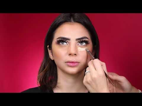 Makeup Tutorial by Alaa Al Habib | ميكب توتوريال مع ألاء الحبيب