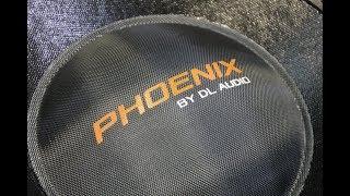 Самая мощная серия сабовых монстров от DL Audio! Серия Phoenix!