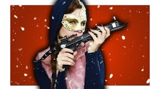CROSSBOW - DANGEROUS PARCEL - unboxing and review -