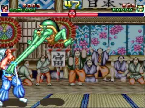 スーパーストリートファイターカーニバル 第40戦「富士山バスター(Shogun Warriors)」