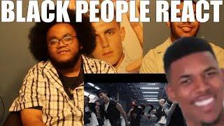 BLACK PEOPLE WATCH K-POP(BTS - DANGER)