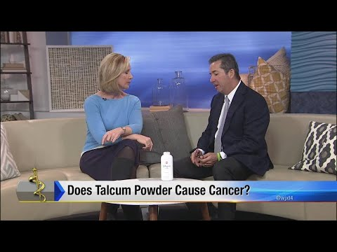 Does Talcum Powder Cause Cancer