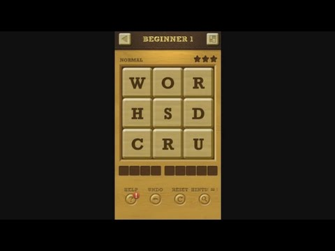 words crush: hidden words! (by bitmango) - puzzle game for android