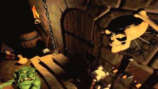 Dungeon keeper intro HD
