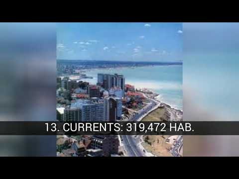 The 20 Largest And Most Populated Cities In Argentina