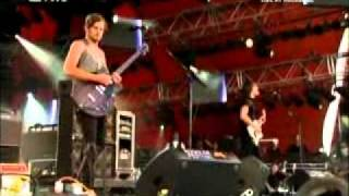 kings of Leon 'McFearless & Charmer' Live From Rockslide Festival.mp4