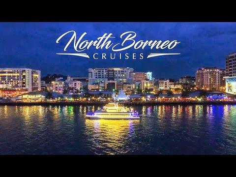 North Borneo Cruises at Night in Kota Kinabalu