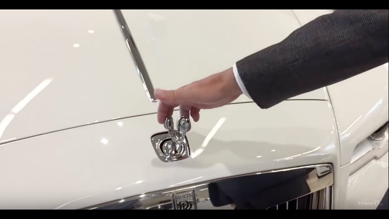 can you steal the spirit of ecstasy youtube