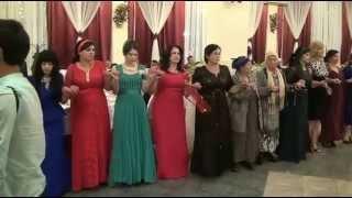 Курдская свадьба в Алмате Азима и Фатимы 1 часть