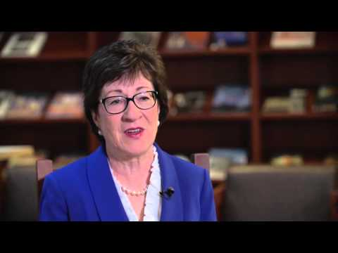 The Honorable Susan Collins, United States Senator