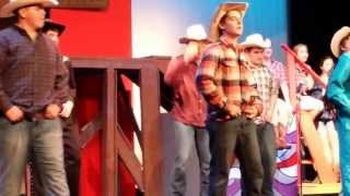 Footloose clips from CHS — John Newman
