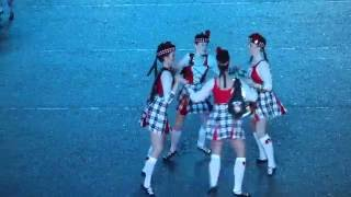 Highland dancing - The Royal Edinburgh Military Tattoo, August 2016
