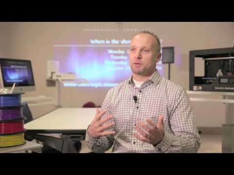 Art of the Possible: Emerging Technology at Grand Valley State University