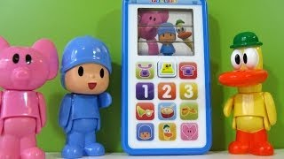 Pocoyo My First Smart Phone Bandai - Juguetes de Pocoyo