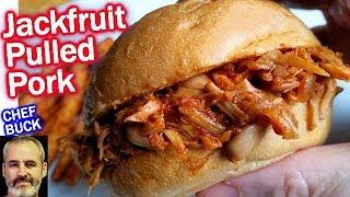 Vegetarian Pulled Pork BBQ w/ Jackfruit