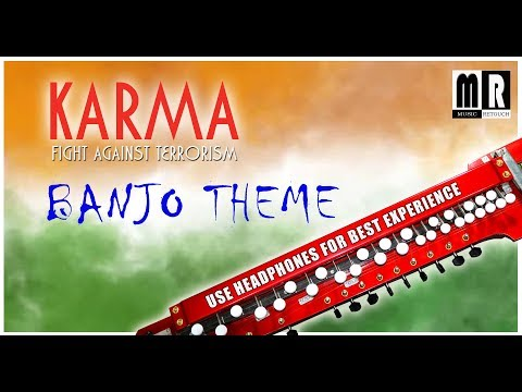 Karma Song cover on Banjo | bollywood Instrumrntal | Music Retouch