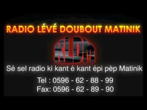 RLDM   Radio Lévé Doubout Matinik 90.8 91.0  97.5 FM Martinique