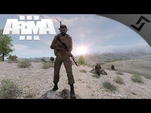 Soviet Dragunov Marksman - ArmA 3 - Soviet-Afghan Conflict