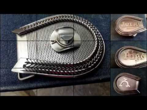 Amazing homemade Wonderful crafts buckles stainless steel