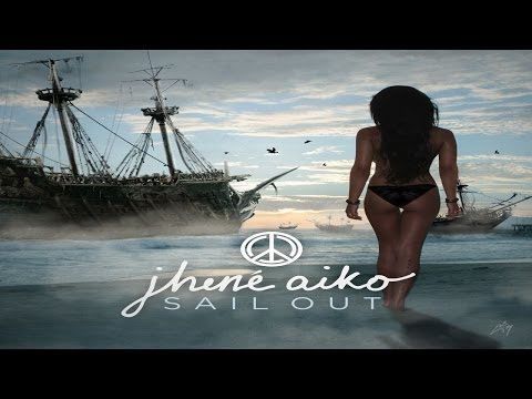 Jhené Aiko - Stay Ready (ft. Kendrick Lamar) **[SONG+LYRIC VIDEO]** HD **BRAND NEW 2013**