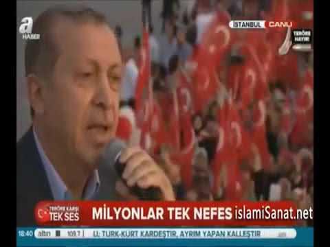 Recep Tayyip Erdoğan-Biz Kısık Sesleriz