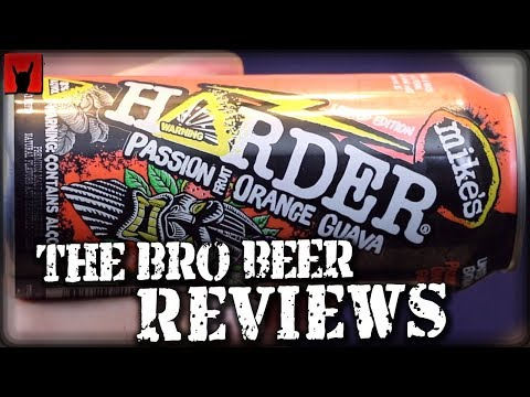 Mike's Harder POG 8% abv - The Bro Beer Reviews