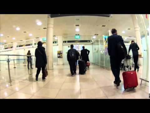 Arrivals Barcelona Airport T1