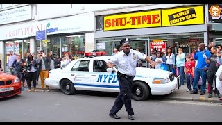 NYPD Sound of the Police
