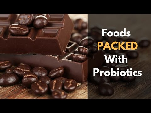 Probiotic Packed Foods To Boost Gut Health