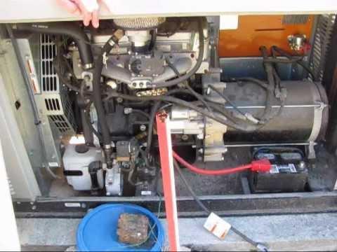 How to Service a Generac generator
