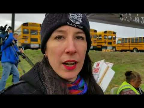 Jamey Fleming | Teamster Local 174 | Drivers Strike 11