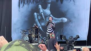 Motionless in White - Headache @ Louder Than Life (September 27, 2019)