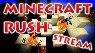 RedCrafting - Стрим - Rush