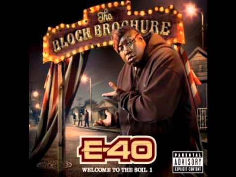 E-40 Do The Playa (Feat. Decadez)