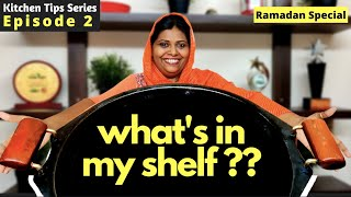 What is in my shelf? | My Cast Iron Cookware Collection | Seasoning & Storage | Kitchen Tips & Hacks