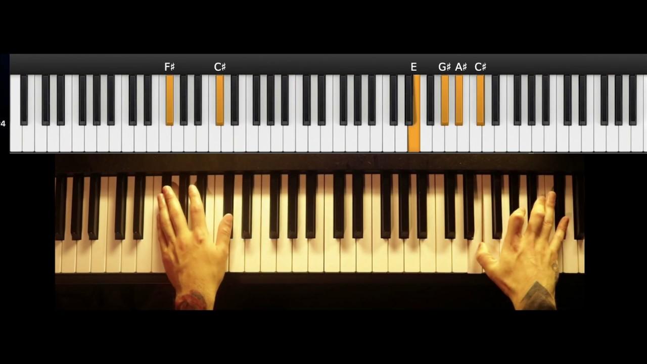 Download Masego - Black Love Piano Tutorial
